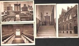 Pensionnat St Antoine, Schaerbeek - Lot 4 Cartes - Schaarbeek - Schaerbeek