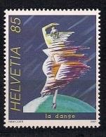 2007 Schweiz Mi. 2017**MNH   Nina Corti (*1954), Flamenco-Tänzerin - Switzerland