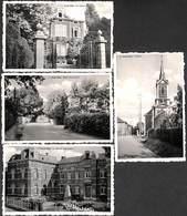 Fexhe-Slins - Lot 4 Cartes -  Château, Eglise.. (Maison D'édit. Detrez) - Juprelle