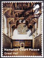 2018  Hampton Court Palace & Gardens - Interior  - 1st - 1952-.... (Elizabeth II)