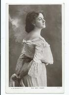 Actress  Postcard Rp Miss Mary Fraser  C.w.faulkner & Co.posted  1905 - Theatre
