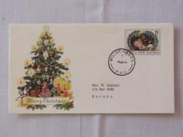 Papua New Guinea 1994 Stationery Cover To Boroko - Christmas - Papua-Neuguinea