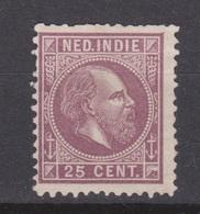 Nederlands Indie 13 MLH ; Koning King Roi Rey Willem III 1870 ; NETHERLANDS INDIES P/PIECE - Nederlands-Indië