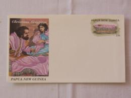 Papua New Guinea 1995 Unused Stationery Cover - Christmas - Papua-Neuguinea
