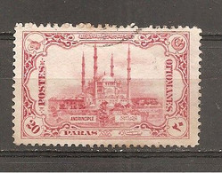 Turquía - Turkey - Yvert  619 (usado) (o) - 1921-... República