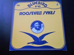 Disque 33 Tours Jazz  ROOSEVELT SYKES Bluebird N° 10 - 1976 - Genre : Blues / Style : Piano Blues - Jazz