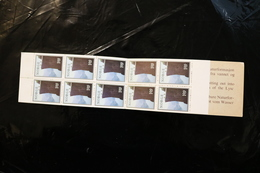 Norway 677a The Pulpit Lyse Fjord Cpl Booklet MNH 1978 A04s - Booklets