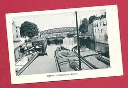 C.P. Namur =  Passerelle  Du  Vicinal - Namur