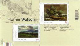 Canada 2005 Art Canada: Homer Watson (#2110) Souvenir Sheet MNH ! - 1952-.... Reinado De Elizabeth II