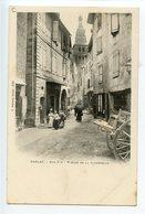 Sarlat Rue Foy - Sarlat La Caneda