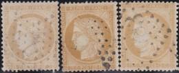 France  .   Yvert   .     59  3x      .        O          .        Oblitéré - 1871-1875 Cérès