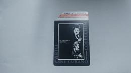 Cuba-el Chicuelo-urmet-(5.00pesos)-used Card+1card Prepiad Free - Kuba