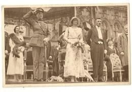 13 - Joyeuse Entrée à Mons Du Duc Et De La Duchesse De Brabant Le 08 Juillet 1928 - Familles Royales