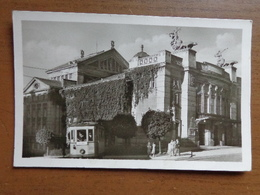 TRAM / Jablonec Nad Nisou -> Written - Tramways