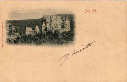 CPA AK Burg Eltz GERMANY (890568) - Germania