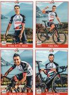 Cyclisme, Serie UAE Team Emirates 2018, Sous Blister - Cyclisme