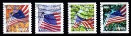 Etats-Unis / United States (Scott No.4774-77 - Flag) (o) - Etats-Unis
