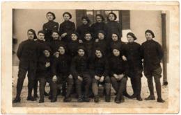 Mars 1916 Guerre 1914-1918 Militaire Carte Photo 27e Bataillon De Chasseurs Alpins - Guerre 1914-18
