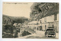 La Roque Gageac En Sarladais (automobile Du Photographe Astruc) - France