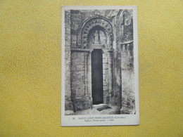 SAINT LOUP HORS. L'Eglise. La Petite Porte. - Other Municipalities