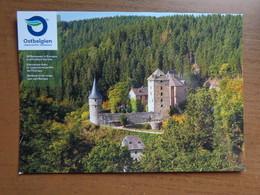 Waimes - Ovifat, Schloss Reinhardstein -> Ne Pas écrit - Waimes - Weismes