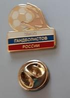 RUSSIA Handball Federation Pin Badge - Balonmano
