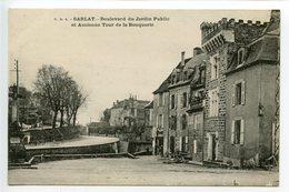 Sarlat Ancienne Tour De La Bouquerie - Sarlat La Caneda