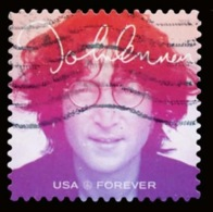 Etats-Unis / United States (Scott No.5313 - John Lennon) (o) - Etats-Unis
