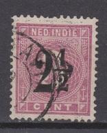 Nederlands Indie 39a Used ; Hulpuitgifte Cijfer, Cifre, Figure, Cifra 1902 Netherlands Indies PER PIECE - Nederlands-Indië