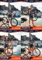 Cyclisme, Serie Nippo Vini Fantini 2018, Sous Blister - Cyclisme