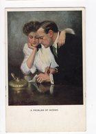 """Ph3 - 267 - ILLUSTRATEUR - M.M. VIENNE  M. MUNK  Nr. 833  """"A Problem Of Income"""" - Vienne"""