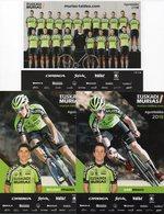 Cyclisme, Serie Euskadi Murias 2018, Sous Blister - Cyclisme