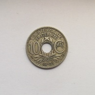 10 Centimes Münze Aus Frankreich Von 1921 (vorzüglich) - Frankreich