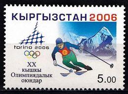 2006Kyrgyzstan4572006 Olympic Games In Turino - Winter 2006: Torino
