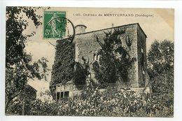 Montferrand Le Château - France