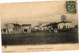 CPA Epercieux St-PAUL - Vue Générale (225710) - Other Municipalities