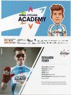 Cyclisme, Serie Israel Cycling Academy 2018, 24 Cartes - Cyclisme