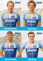 Cyclisme, Serie Alecto 2018, 10 Cartes - Cyclisme