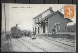 27 THIBERVILLE LA GARE - Other Municipalities