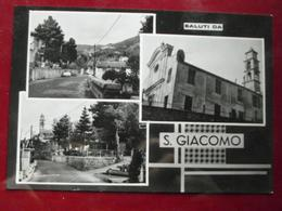 SANREMO - SAN GIACOMO -VEDUTE-   --BELLA  - - Unclassified