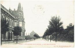 THIELT - Boulevard Saint Michel - Sint Miechielslaan - Tielt