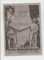 Deutsche Kriegsopferversorgung, Folge 6, März 1936, Magazines For Frontsoldiers WW1, NSKOV - Hobbies & Collections