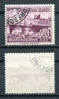 D. Reich Michel-Nr. 659y Gestempelt - Geprüft - Gebraucht
