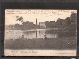 Hasselt   -  Chateau De Kiewit ( Groene Druk ) - Hasselt
