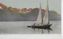 AK 0301  Barque - Verlag Guggenheim & Co Ca. Um 1910 - Segelboote