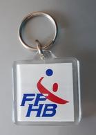 FRANCE Handball  Federation Key Chain Key-ring - Key-rings