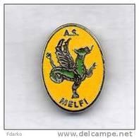 A.S. Melfi Calcio Distintivi FootBall Pins Soccer Spilla Italy Potenza Basilicata - Calcio