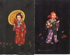 E Colombo - Japonaise X 2 (gam 1721 2,3) - Colombo, E.