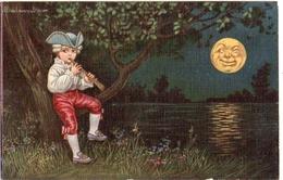 E Colombo - Gentilhomme Flute Lune Clin D'oeil (ultra 2092) - Colombo, E.