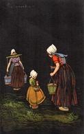 E Colombo - Hollandaise Porteuse D'eau (1720-2) - Colombo, E.